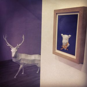 Stag trophy – feat Mademoisellebox