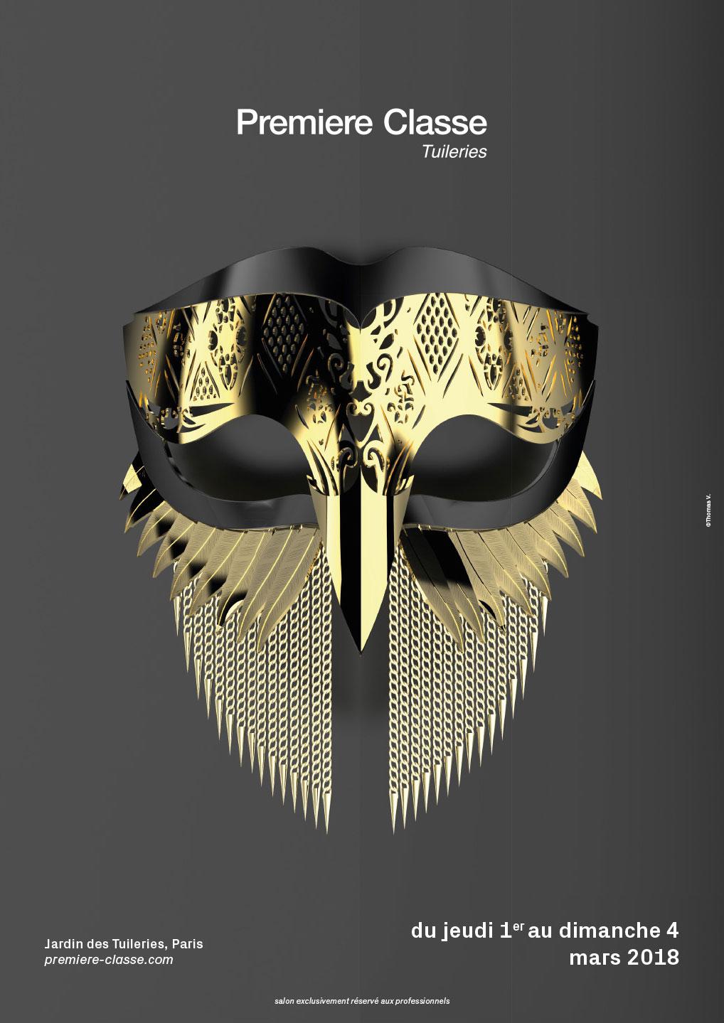 premiere classe masque thomas V